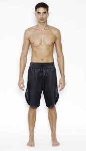 Menagerie Sport Shorts Black