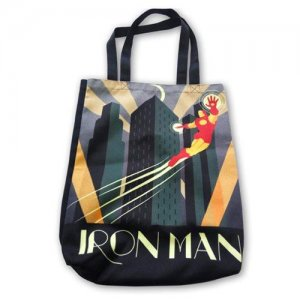 Marvel Ironman Tote Bag