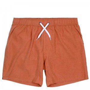 Mosmann Czar Tailored Shorts Swimwear Paprika MSW0042
