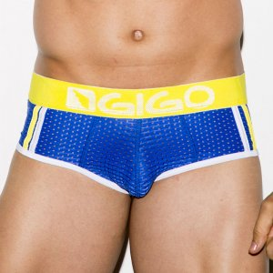 Gigo FRESH BLUE Brief Underwear G01124