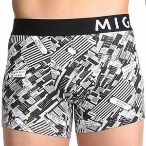 MIGO Home Boxer Brief Underwear Grey