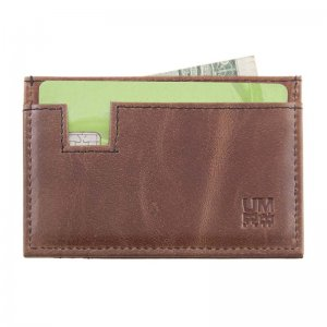 Ulterior Motive Indiana Card Case Cognac