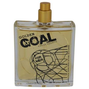 Jeanne Arthes Golden Goal Gold Eau De Toilette Spray (Tester...