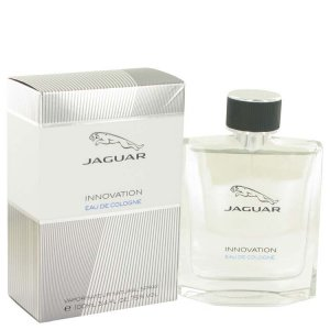 Jaguar Innovation Eau De Cologne Spray 3.4 oz / 100.55 mL Me...