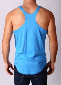 Gym Clothing Y Back Sport Weight Training Stringer Tank Top ...