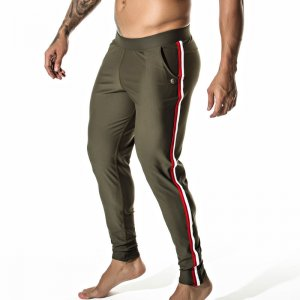 Gigo ROYALTY GREEN Sweat Pants P24158