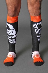 CellBlock 13 Velocity Socks Orange A042