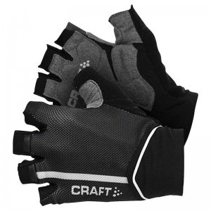Craft Puncheur Gloves Black/White 1902594
