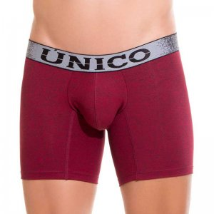 Mundo Unico Technique Microfiber Boxer Brief Underwear Red Wine 19010100228