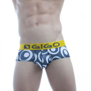 Gigo PSYCODELIC Brief Underwear