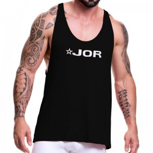 Jor GAME Tank Top T Shirt Black 0517