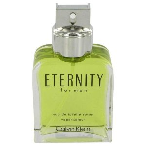 Calvin Klein Eternity Eau De Toilette Spray (Unboxed) 3.4 oz...