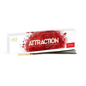 Mai Scents Attraction Incense Pheromones 20 Fragrances Red F...