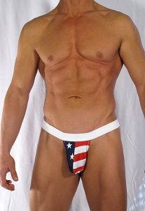 Buffedbod USA Thong Swimwear SWG004