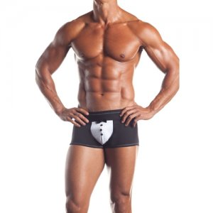 Excite Fantasy At Your Service Theme Boxer Brief Underwear B...