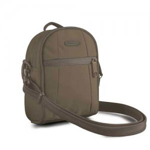 Pacsafe Metrosafe 100 GII Anti-Theft Shoulder Bag Jungle Gre...