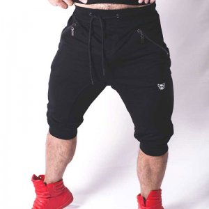 Bullywear Sporty Play 3/4 Pants Black H73