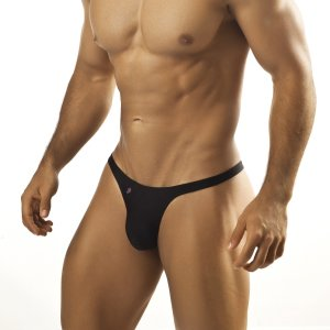 Joe Snyder Capri Bikini 07 Black Underwear & Swimwear