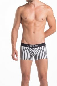 Mundo Unico Hucal Short Boxer Brief Underwear White/Grey/Black 14400822-65