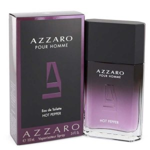 Azzaro Hot Pepper Eau De Toilette Spray 3.4 oz / 100.55 mL M...