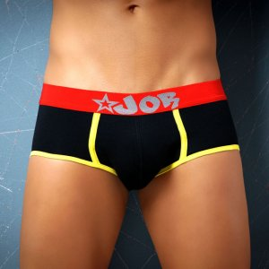 Jor RACING Brief Underwear Black