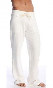 4-rth Eco Track Pants White ETP-W