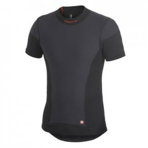 Craft Active Extreme Wind Stopper Short Sleeved T Shirt Black 193892
