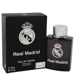 Air Val International Real Madrid Eau De Toilette Spray 3.4 ...