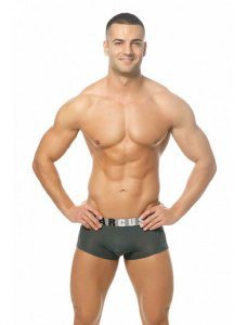 Marcuse Active Boxer Brief Underwear Charcoal