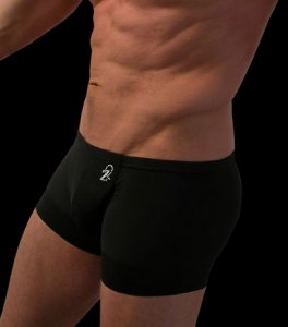 QZ Bodywear Microfibre Low Cut Boxers Plain 312-45-204-8