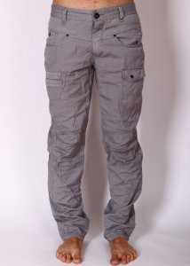 Deacon On The Radar Cargo Pants Grey
