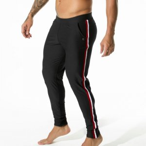 Gigo ROYALTY BLACK Sweat Pants P24158