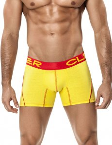 Clever Arizona Boxer Brief Underwear Yellow 2208