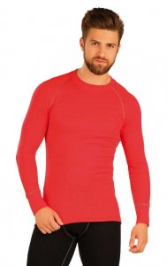 Litex Solid Thermal Long Sleeved T Shirt 51424
