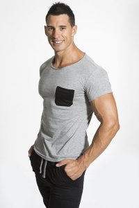 Bloke Undees Basic Short Sleeved T Shirt Grey BTS-G
