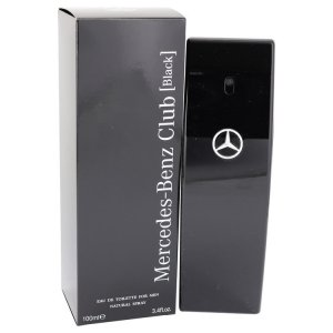 Mercedes Benz Club Black Eau De Toilette Spray 3.4 oz / 100....