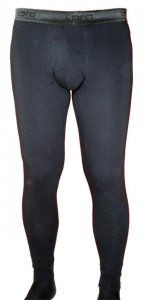 Lord Thermal Collant Long Johns Long Underwear Pants Black 1800