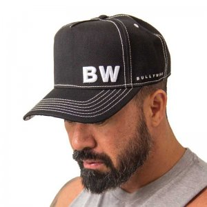 Bullywear Liquid Hat Black LB