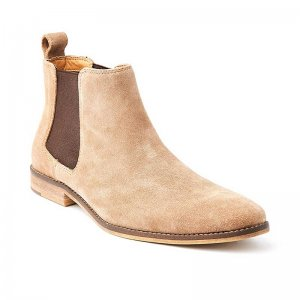 Croft Camden Shoes Desert Suede FLP698