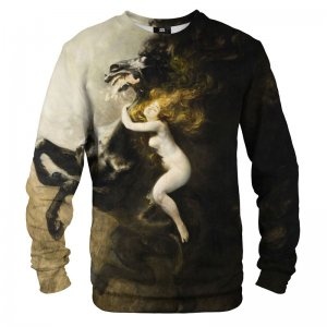 Mr. Gugu & Miss Go Frenzy Of Exultations Unisex Sweater S-PC1373