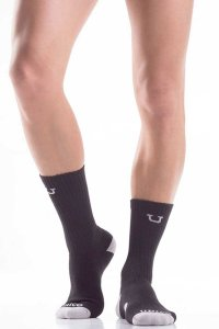 Mundo Unico Active Long Socks Black 14002206