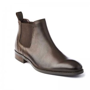 Croft Ethan Shoes Brown FLP701