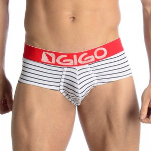 Gigo CASUALINE Brief Underwear G01003