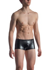 MANstore M107 Micro Pants Boxer Brief Underwear Black 2-1007...