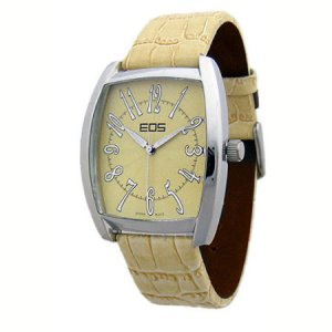 EOS New York AIDEN Watch Tan/Chocolate 42L