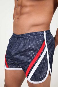 Pistol Pete Knockout Shorts Navy SH231-935