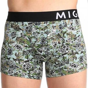 MIGO Mysterymask Boxer Brief Underwear Grey