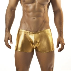 Joe Snyder Boxer Brief 08 Bold Gold Underwear & Swimwear