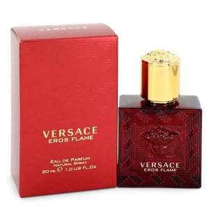 Versace Eros Flame Eau De Parfum Spray 1 oz / 29.57 mL Men's Fragrances 548271