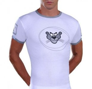 Lord Panthers Jersey Short Sleeved T Shirt 8198